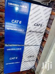 Universal CAT 6 Network Cable Cable | Computer Accessories  for sale in Nairobi, Nairobi Central
