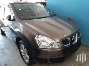 Nissan Dualis 2012 Brown