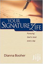 Your Signature -dianna Booher | Books & Games for sale in Nairobi, Nairobi Central
