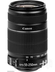 Brand New Original Canon Zoom Lens 55-250mm STM | Cameras, Video Cameras & Accessories for sale in Nairobi, Nairobi Central