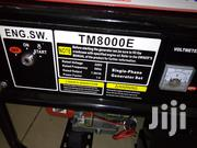 7.5KVA Generator Tamashi Japan | Electrical Equipments for sale in Kiambu, Township C
