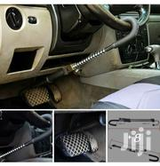 Heavy Duty Stainless Steering Wheel To Gear Pedal Lock | Vehicle Parts & Accessories for sale in Nairobi, Nairobi Central