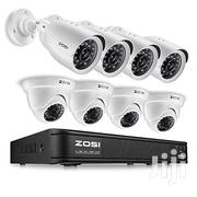 8 Cctv Cameras in Brand Live on Mobile | Cameras, Video Cameras & Accessories for sale in Nairobi, Nairobi Central