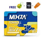 MIXZA Memory Card 32GB Micro Sd Card Class10   Accessories for Mobile Phones & Tablets for sale in Nairobi, Nairobi Central