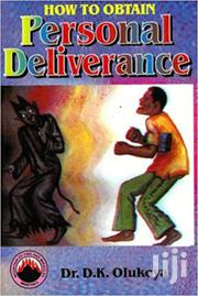 How To Obtain Personal Deliverance Dr Olukoya | Books & Games for sale in Nairobi, Nairobi Central