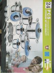 24 Piece Cookware Set | Kitchen & Dining for sale in Nairobi, Kahawa