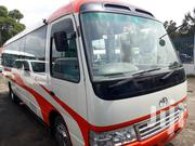 Toyota Coaster 2012 White | Buses & Microbuses for sale in Mombasa, Shimanzi/Ganjoni