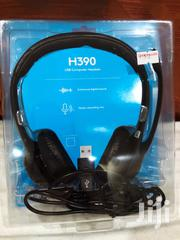 Logitech USB Headset H390 With Noise Cancelling Mic | Audio & Music Equipment for sale in Nairobi, Nairobi Central