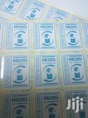 KEBS Labels Production | Manufacturing Services for sale in Nairobi, Nairobi Central