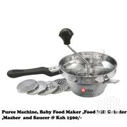 Baby Food Maker,Grinder,Masher,Puree Machine,Food Mill,Saucer | Kitchen Appliances for sale in Nairobi, Nairobi Central