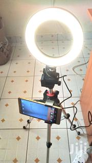 16cm Ring Light for Make Up Artists and Video Logs Includes Tripod | Cameras, Video Cameras & Accessories for sale in Nairobi, Karen