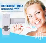 Automatic Toothpaste Dispenser And Toothbrush Holder | Home Appliances for sale in Kiambu, Hospital (Thika)