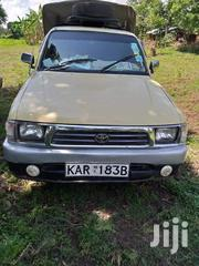 Toyota Hilux 1998 Beige | Cars for sale in Kilifi, Watamu