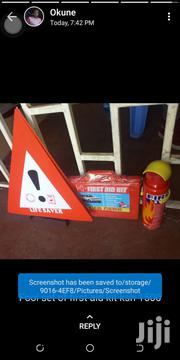 NTSA Recommend Safety Kits   Vehicle Parts & Accessories for sale in Nairobi, Nairobi Central