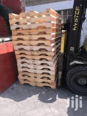Wooden Pallets120 By 100 Centimeters | Manufacturing Equipment for sale in Kiambu, Kiuu