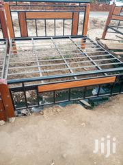Metal And Wood Bed | Furniture for sale in Uasin Gishu, Racecourse