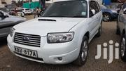 Subaru Forester 2006 White | Cars for sale in Nairobi, Nairobi Central