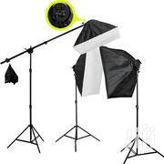 3 Pcs Continuous Lighting Kit for Photography and Video Shoots | Cameras, Video Cameras & Accessories for sale in Nairobi, Karen