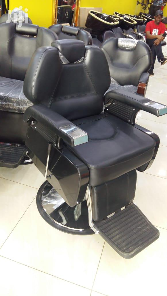 Imported Barber Chair