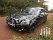Mercedes-Benz C200 2008 Black | Cars for sale in Kajiado, Ongata Rongai