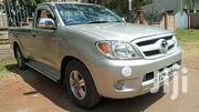 Toyota Hilux 2008 2.5 D-4D Silver | Cars for sale in Nairobi, Ngara