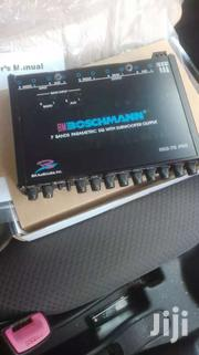Boschmann Equalizer With Dual Inputs Woofer And Midrange Output New | Audio & Music Equipment for sale in Nairobi, Nairobi Central