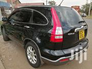 Honda CR-V 2010 EX 4dr SUV (2.4L 4cyl 5A) Black | Cars for sale in Nairobi, Nairobi Central