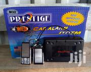 Prestige Alarm With Engine Cuttoff, Free Installation At Our Shop | Vehicle Parts & Accessories for sale in Nairobi, Zimmerman