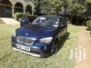 BMW X1 2010 Blue | Cars for sale in Nairobi, Nairobi Central