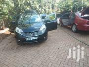 New Nissan Note 2012 1.4 Black | Cars for sale in Nairobi, Kitisuru