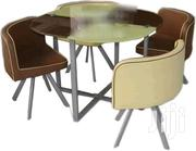 Brown and Beige Dining Set | Furniture for sale in Nairobi, Zimmerman