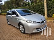 Toyota Wish 2010 Silver | Cars for sale in Nairobi, Karura