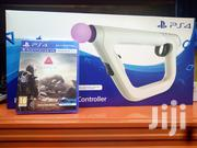 Ps4 Vr Aim Controller+ Farpoint Game | Video Game Consoles for sale in Nairobi, Nairobi Central
