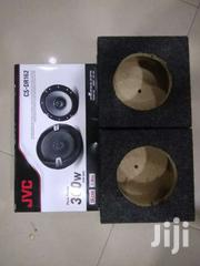 """JVC 6 Inch Car Door Speakers 50w RMS Peak Power 300w 6 Inch Cabinet"""" 