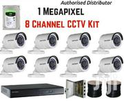 Eight 8 Hikvision 720p 1MP Complete CCTV Cameras System Package | Security & Surveillance for sale in Nairobi, Nairobi Central