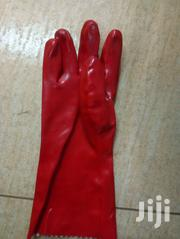 Red Pvc Gloves | Safety Equipment for sale in Nairobi, Nairobi Central