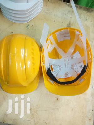 Yellow Executive Vaultex Helmets
