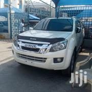 New Isuzu D-MAX 2013 White | Cars for sale in Mombasa, Shimanzi/Ganjoni