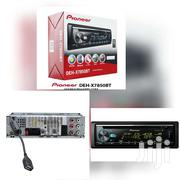 PIONEER SINGLE DIN CAR RADIO DEH-X7850BT   Vehicle Parts & Accessories for sale in Nairobi, Nairobi Central