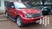 Land Rover Range Rover Sport 2009 Red | Cars for sale in Nairobi, Nairobi Central