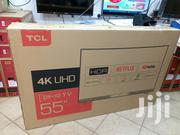 TCL 55 Inch 4k Curved Smart TV | TV & DVD Equipment for sale in Nairobi, Pangani