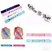 Baby Shower Sash | Home Accessories for sale in Nairobi, Nairobi Central