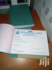 Receipt Books | Manufacturing Services for sale in Nairobi, Nairobi Central