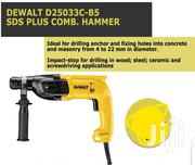 De Walt SDS Plus Hammer Drill Machine | Electrical Tools for sale in Machakos, Syokimau/Mulolongo