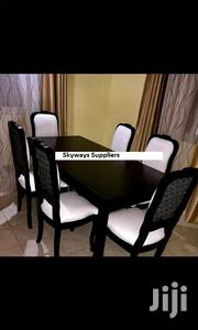 Six Seater Dinning Table Available for Sale. Modern and Nicely Finishe | Furniture for sale in Nairobi, Ngando