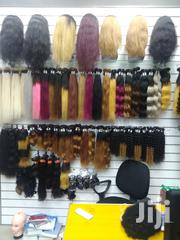 Peruvian Hair Italian Hair Indian Hair Brazilian Hair Frontal Weaves | Hair Beauty for sale in Mombasa, Changamwe