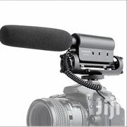 Interview Microphone for Nikon/Canon Camera/Dv Camcorder | Audio & Music Equipment for sale in Kiambu, Ndenderu