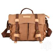 Camera Bag Genuine Leather DSLR Messenger Shoulder Bag | Cameras, Video Cameras & Accessories for sale in Kiambu, Ndenderu