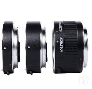 Auto Focus AF TTL Extension Tube With Covers for Canon