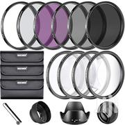 67MM Lens Filter Kit 67MM Filter: + Macro Close Up Set + ND Filter Set | Cameras, Video Cameras & Accessories for sale in Kiambu, Ndenderu